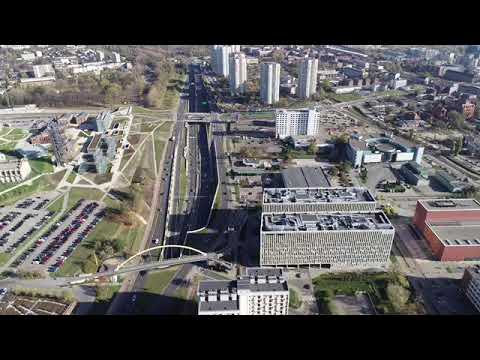 Katowice centrum